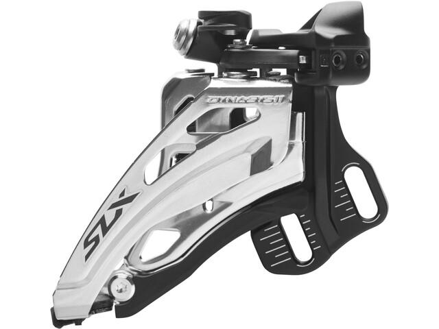 Shimano SLX FD-M7000 - Dérailleur avant - montage direct profond 2x11 Side Swing noir